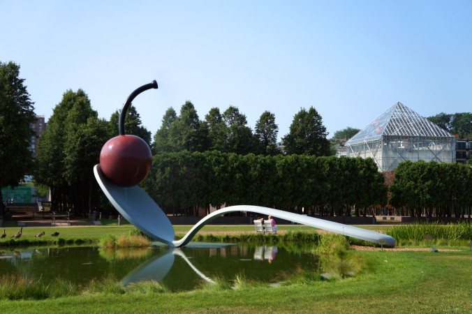 The Sculpture Garden