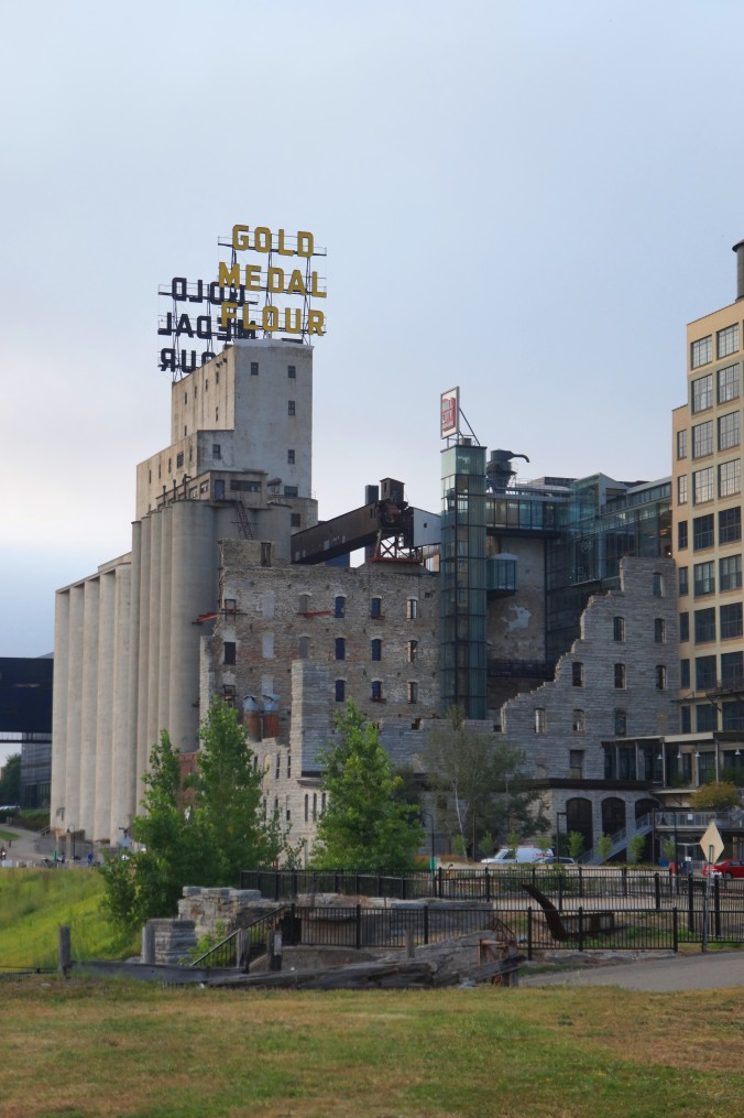 The Mill City Museum